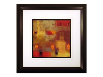 Rent the Digit III Framed Artwork