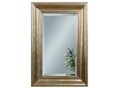 Antique Silverleaf Mirror