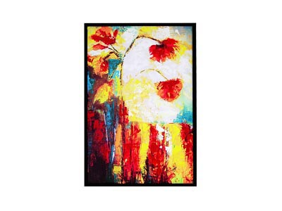 Rent the Eli's Blossom Framed Artwork