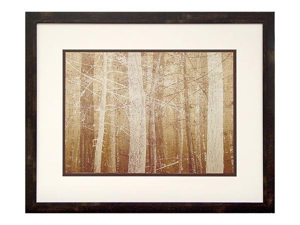 Rent the Forestry Framed Artwork
