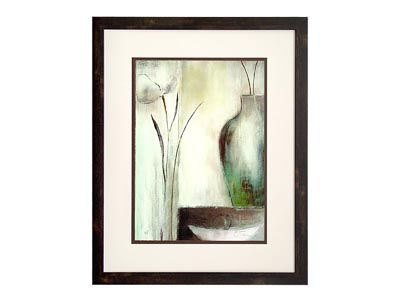 Rent the Day Urn Framed Wall Art