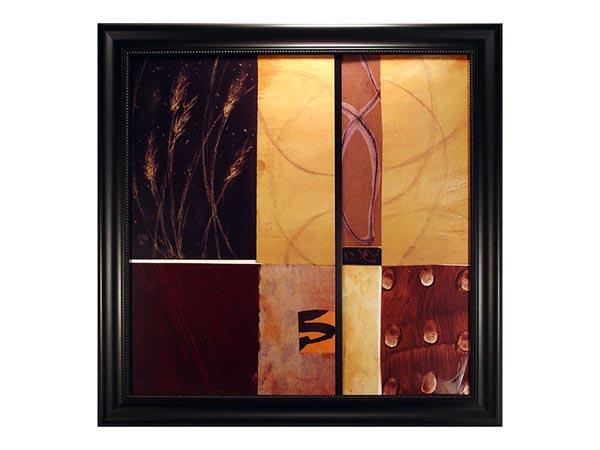 Rent the My Field II Framed Artwork