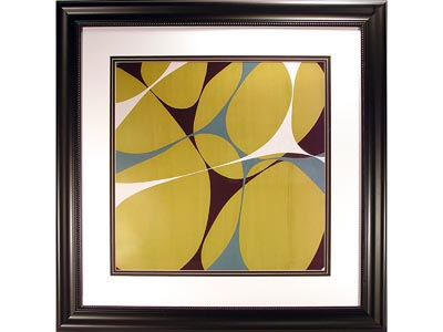Rent the Flower Power 13 Framed Artwork
