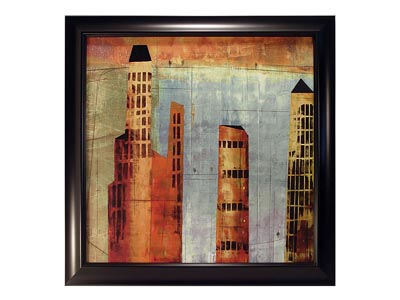 Rent the Project 6 II Framed Artwork