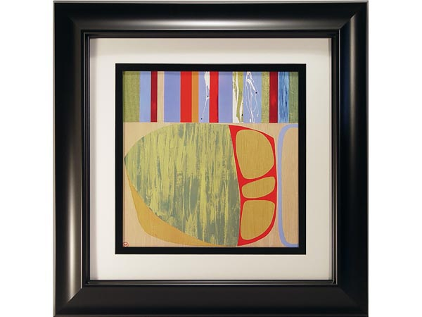 Rent the New Optics II Framed Artwork