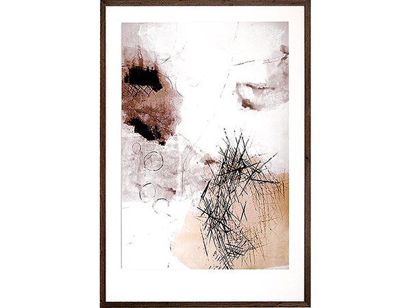 Rent the Divinely Cocoa Framed Artwork