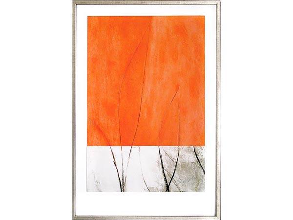 Rent the Orange Crush Framed Artwork