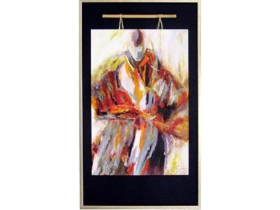 Rent the The Warrior Framed Artwork
