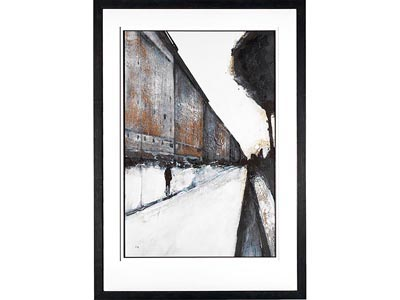 Rent the Ventanas Framed Artwork