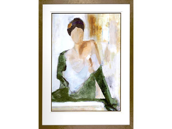 Rent the Dama Framed Artwork