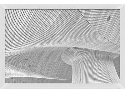Rent the Architectural Moment 7 Framed Wall Art