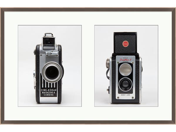 Rent the Vintage Camera Framed Artwork