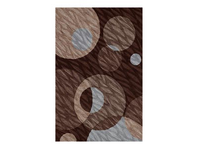 Studio Chocolate 5' x 8' Area Rug