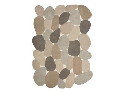 Rent the Chelsea Stones 5' x 8' Area Rug
