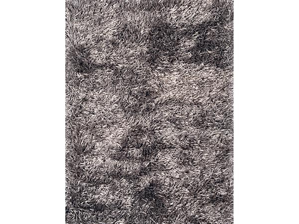 Rent the Fettucine Silver 5' x 8' Area Rug