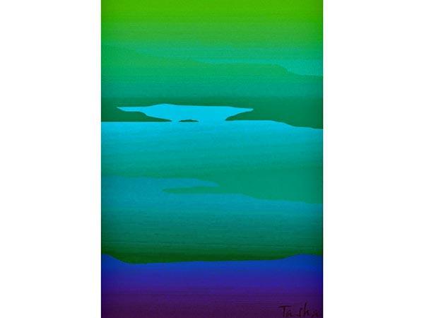 Rent the Ocean Horizon 8' x 10' Area Rug