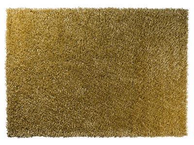 Shag Gold 10'x10' Area Rug