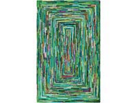 Rent the Rumba 6' x 9' Area Rug