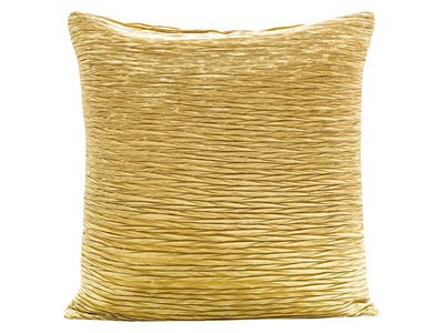 Shimmer Pillow, Gold