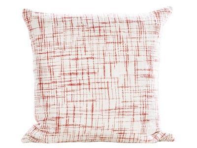 Linen Pillow, Orange