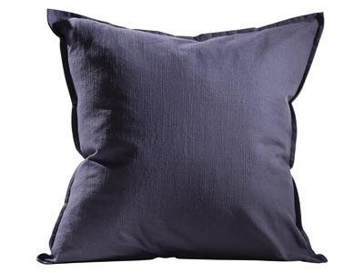 Solid Pillow, Riverside Blue
