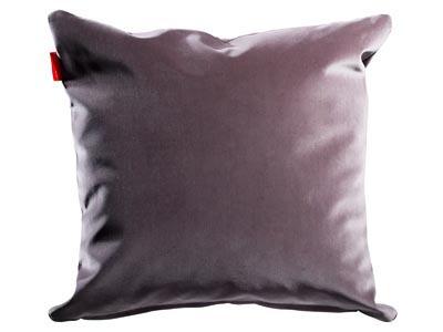 Velvet Pillow, Plum
