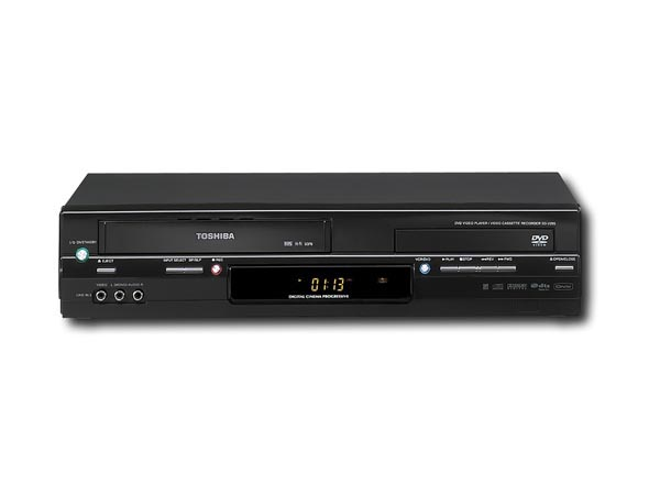 Rent the DVD Player - Upconverting