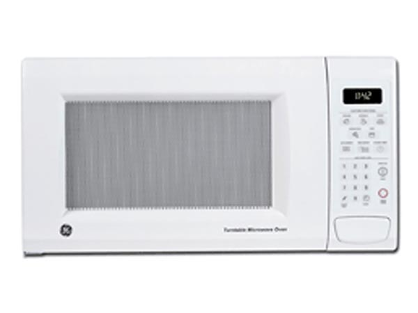 Rent the Microwave - White