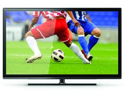 """SONY 55"""" LCD HD TV"""