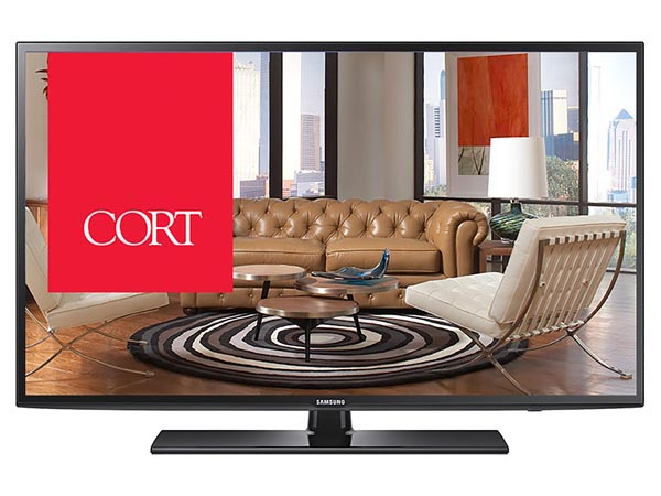 "Rent the 65"" 2160P Smart 4K UHD LED HDTV"