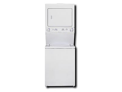 4.4 cu ft. Stackable Electric Washer and Dryer