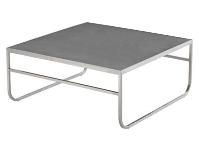 Rent the Crete Cocktail Table