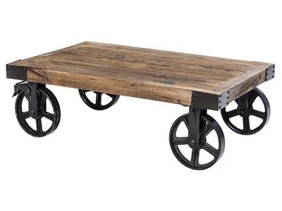 Barbary Table Cart