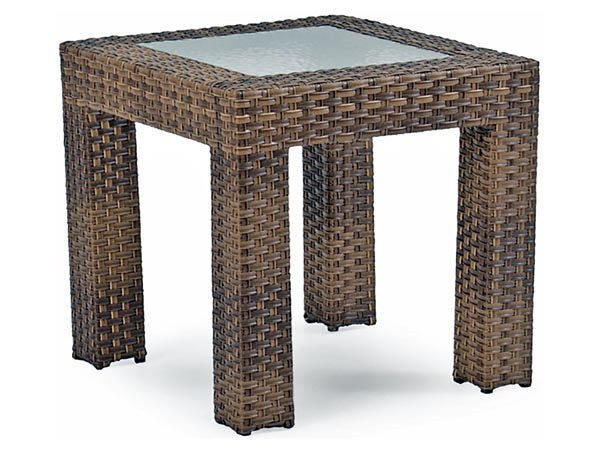 Rent the Portico End Table
