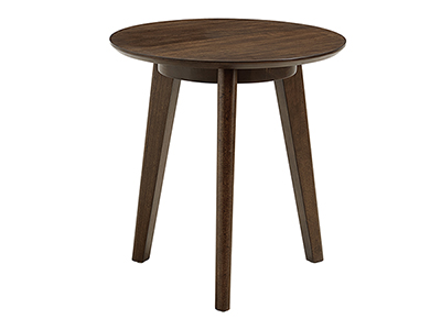 Rent the Hendrick Dark End Table