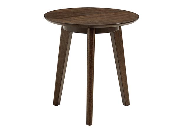 Rent the Hendrick Dark End Table