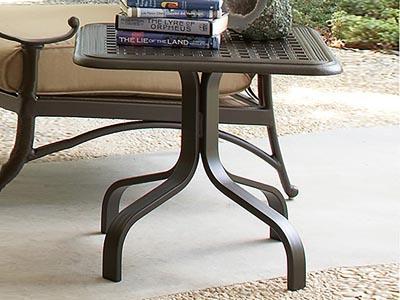 Rent the Santa Barbara Outdoor End Table