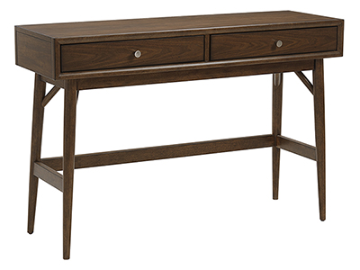 Rent the Hendrick Dark Sofa Table