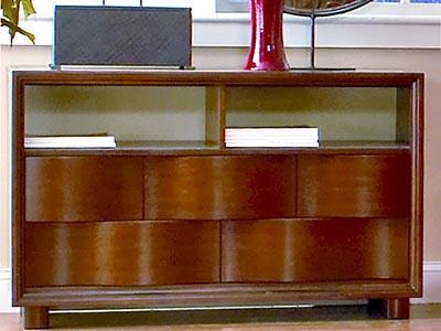 Wave Console Sofa Table