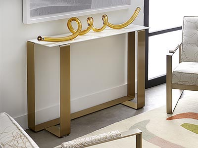 Rent the Fusion Console Table