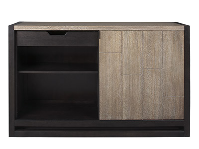 Rent the Helix Media Credenza