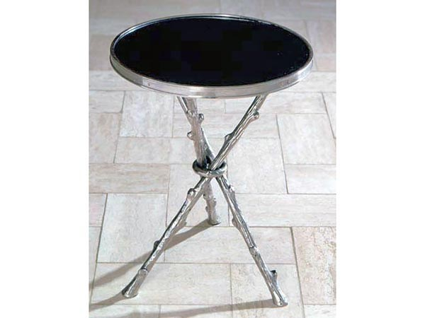 Astounding Rent The Twig Metal Accent Table Cort Furniture Rental Andrewgaddart Wooden Chair Designs For Living Room Andrewgaddartcom