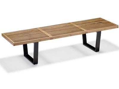 Rent the Mandela Double Bench