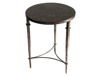Shell Accent Table
