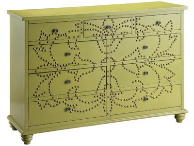 Rent the Avocado Nailhead Chest