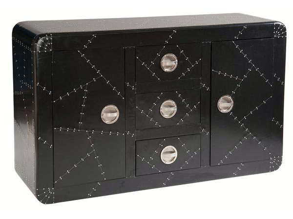 Rent the Black Domino Chest