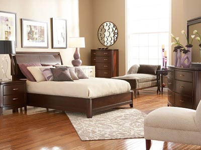 Rent the Boulevard Queen Storage Headboard