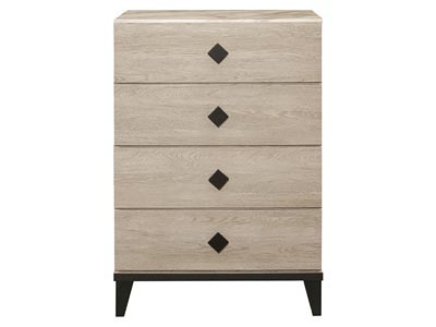 Whiting 4 Drawers Chest