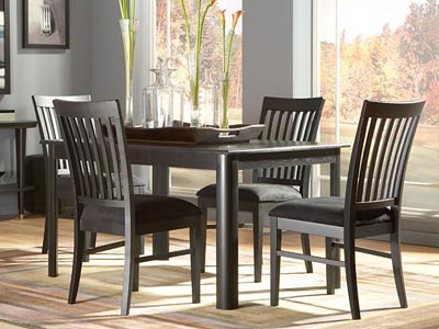 Rent the Eclipse Rectangle Dining Table