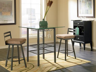 Rent the Clint Counter Height Pub Table